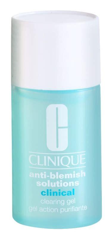 Clinique Anti Blemish Solution Gel clinique anti blemish solutions clinical gel gegen die