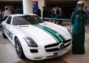 Dubai's police fleet grows in size and in price   NY