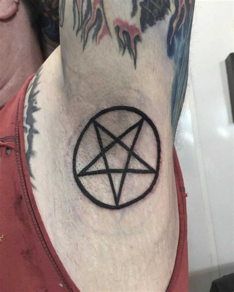 pentagram tattoos pentagram design best ideas gallery