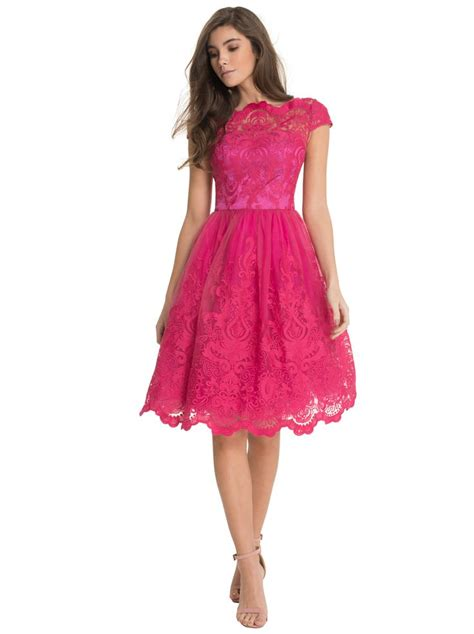 Dress W Hat Pink 25 the 25 best ideas about fuschia dress on gold