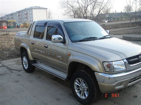 Toyota Up For Sale 2002 Toyota Hilux Up For Sale 2700cc Gasoline