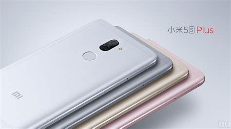Mi 5 S Plus xiaomi outs mi 5s and 5s plus snapdragon 821 ultrasonic