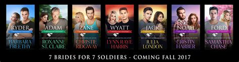 noah 7 brides for 7 soldiers book 6 books 7 brides for 7 soldiers noah cristin harber