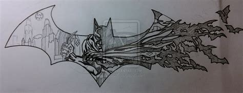 batman tattoo by mistaj27 on deviantart