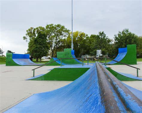 park cedar rapids cedar rapids skate park photograph by shane mccallister