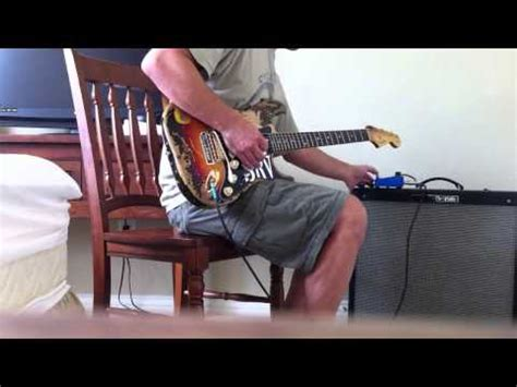frugoni stevie ray vaughan number  tribute strat doovi
