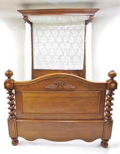 half tester bed mahogany half tester bed antiques atlas