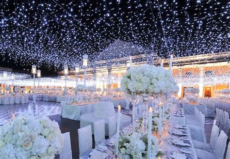 winter wonderland wedding decorations bravobride