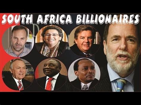 top 20 richest in south africa in 2018 in zar rand cfa franc uk pound