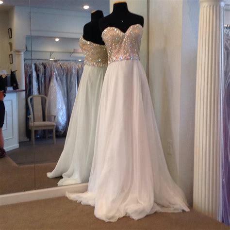 Wedding Dresses Size 10 by Sherri Hill White Chiffon Destination Wedding Dress Size