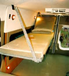 Diy Platform Bed Conversion Sprinter Dyo 7 Bunks And Platform Beds Sportsmobile