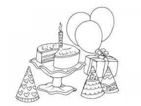 Ausmalbilder Geburtstag  123 sketch template