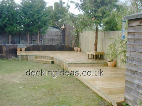 Garden Decking Ideas Uk Easy Garden Decking Ideas Deckingideas Co Uk