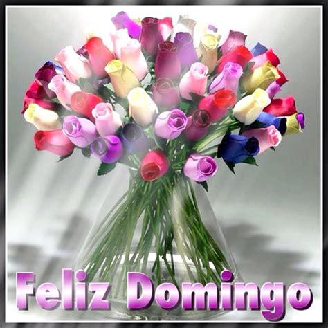 imagenes feliz domingo con rosas im 225 genes con frases fotos y gifs animados desear un feliz