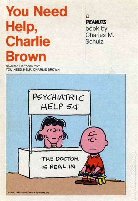 peanuts every sunday 1971 1975 books you need help brown hc 1965 a peanuts book