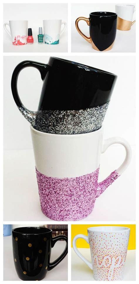 tutorial design mug 10 minute mugs 7 easy diy mug tutorials beautiful diy