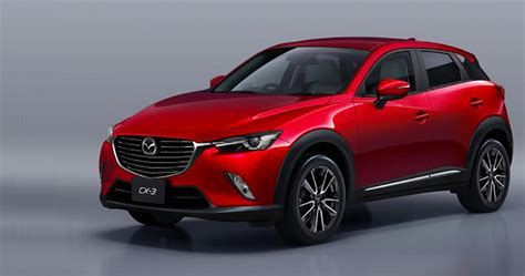mazda car images mazda cx 3 images surface photos 1 of 4