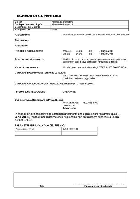 lettere di disdetta assicurazione disdetta assicurazione quando e come fare