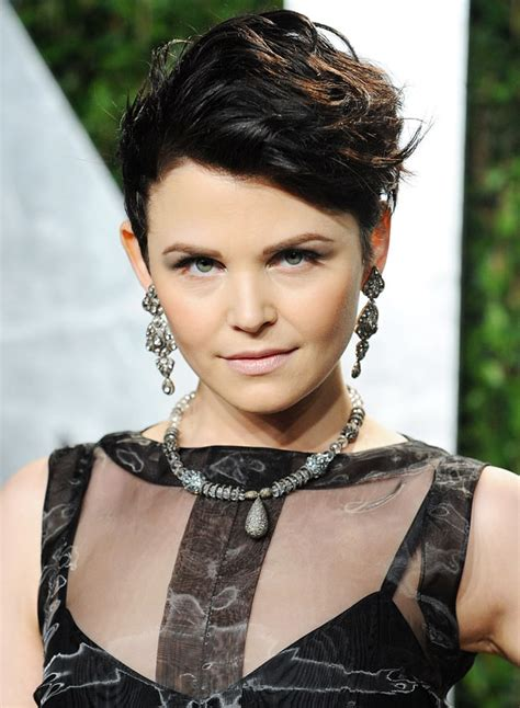 Ginnifer Goodwin   Hot Spring Celebrity Hairstyles   Us Weekly