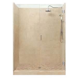 american bath factory shower american bath factory p21 2520p 60 l x 34 d grand shower