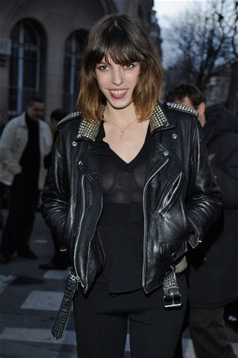 Lou Doillon Style by Lou Doillon In Givenchy Fashion Week Ready To Wear