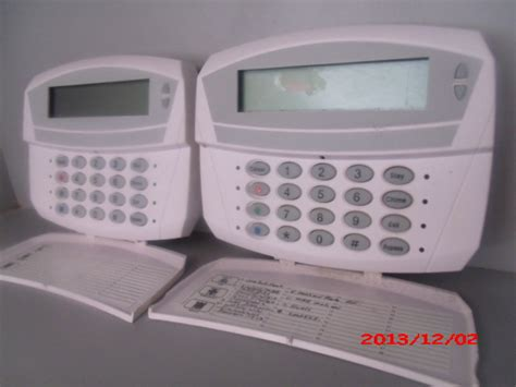 Ge Home Security by Lot Of 2 Ge Keypads For Home Security System Security
