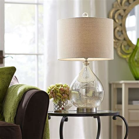 Living Room Glass Table Glass Table Ls For Living Room