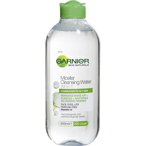 Cleanser Bigsale Jfa Mattifying Cleanser garnier micellar all in 1 cleanser combination to 400ml woolworths