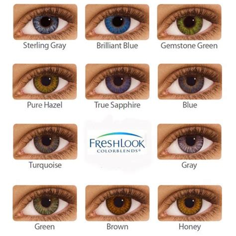 fresh look color blend contacts freshlook color blend en soria 211 ptica perlado