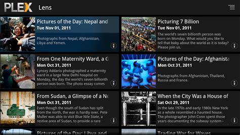 amazon instant video app hits google tv slashgear plex app hits google tv slashgear