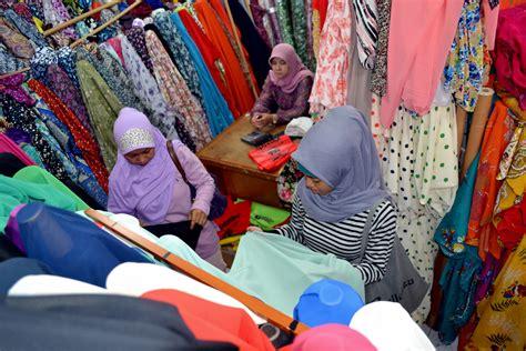 Kain Spunbond Di Cipadu pasar cipadu pasar sederhana tapi diminati konsumen