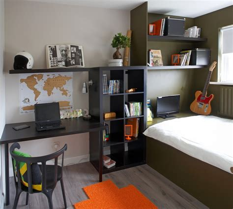 Modern Built In Desk Wall Desk Units Contemporary With Built In Desk Floating Shelf Beeyoutifullife