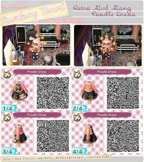 animal crossing new leaf qr code hairstyle animal crossing qr codes geek pinterest poodles