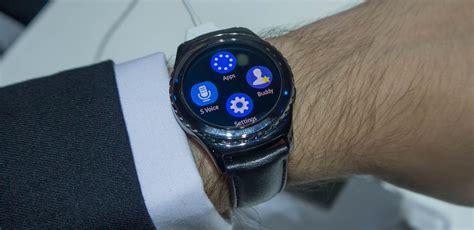Samsung Gear S Smartwatch Stylish samsung gear s2 launch event on