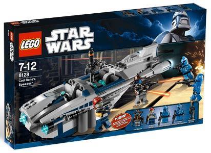 Lego 8128 Wars Cad Banes Speeder toys n bricks lego news site sales deals reviews mocs new sets and more
