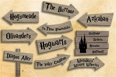 harry potter house decor harry potter printables harry potter decorations