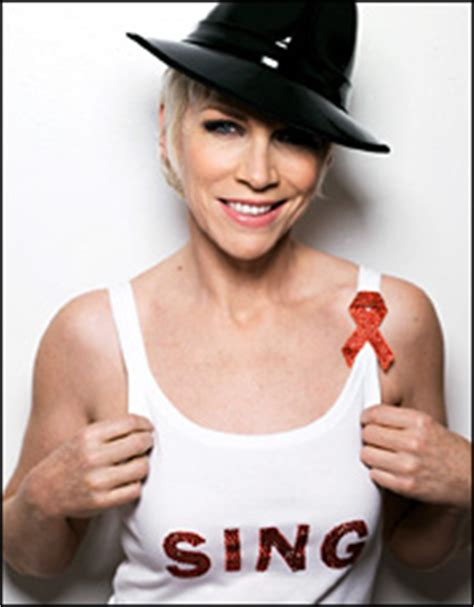 Lennoxs Sing World Aids Day by News Entertainment Aids Fight Inspires Singer Lennox