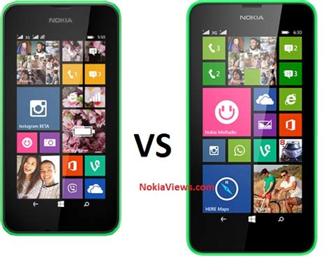 nokia lumia 630 635 gadget helpline nokia lumia 530 vs 630 and 635 which one you should get