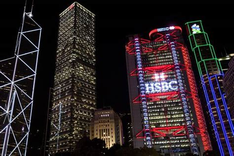 hsbc bank hong kong hsbc could look to hk the h in its name moneybeat wsj