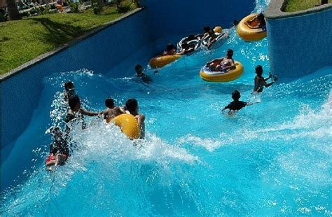 Customized Outdoor Water Park Lazy River System, Waterpark