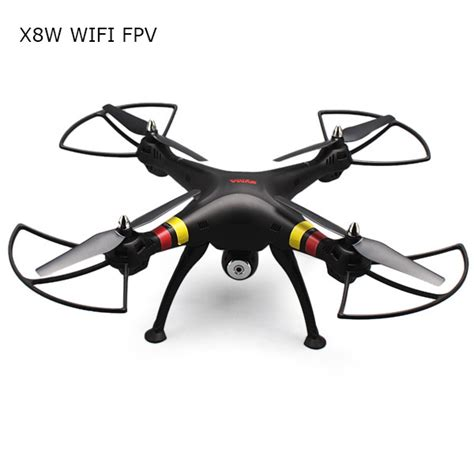 Syma X8w Explorers Drone Wifi Fpv Rc Quadcopter 4ch 6 Axis 2mp syma x8w explorers wifi fpv rc quadcopter with hd wide