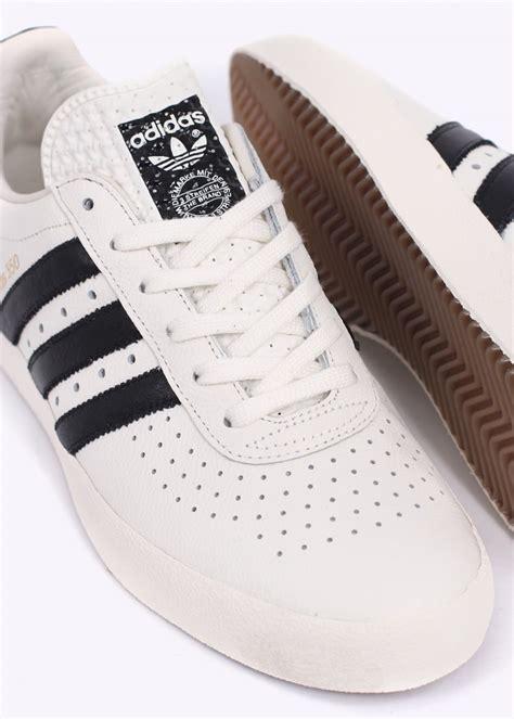 Adidas 350 Spzl Suede Black White adidas 350 trainers