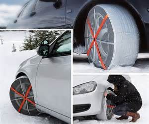 Snow Covers For Car Tires Tire Traction Cover