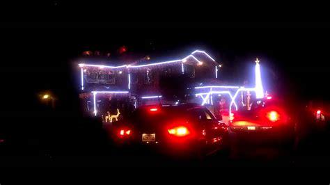 talking house christmas light youtube