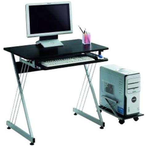 family dollar computer desk sleek black office computer desk with rollout tray only