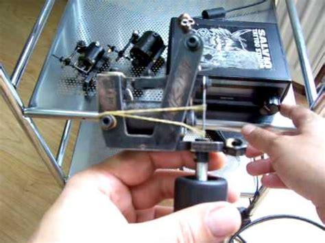 rotary tattoo machine youtube hand made rotary tattoo machine by slava ink ing youtube