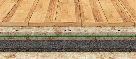 soundproofing hardwood floor how to soundproof floor soundproofing with serenitymat