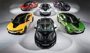 bmw i8 colors bmw i8 gets new colors
