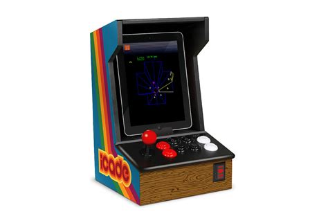 Arcade Cabinent by Icade Arcade Cabinet Pursuitist