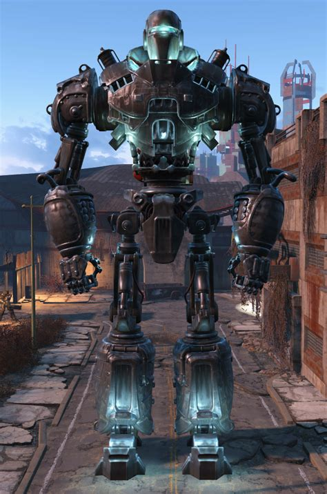 Fallout 4 Automatron Mini Nuke by Liberty Prime Fallout Wiki Fandom Powered By Wikia